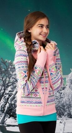 soft Cotton Fleece and an oversized hook makes this a chilly weather staple. Athletic Fashion, Athletic Outfits, Athletic Wear, Athletic Clothes, Dance Outfits, Sport Outfits, Girl Outfits, Cute Outfits, Cool Style