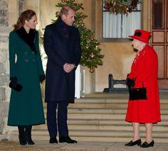 Prince William News, Kate Middleton Prince William, Prinz Philip, Prinz Charles, Royal Christmas, Christmas Fashion, Christmas Tree, Camilla Duchess Of Cornwall, Duchess Of Cambridge