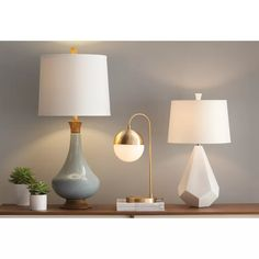 Modern Lamps For A Brighter Home Bedroom Lamps, Master Bedroom, Bedroom Furniture, Bedroom Ideas, Bright Homes, Lamp Sets, Diy Desk, Desk Lamp, Bedside Table Lamps