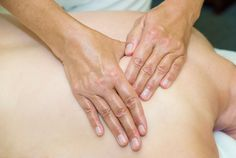 When you practice oncology massage, many clients will present with situations that call for pressure restrictions.