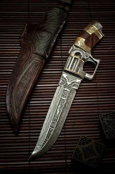 Steampunk Knife Pistol