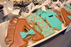 Mustache Style 1st Birthday Party | CatchMyParty.com