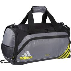 f141fe5157 Adidas Team Speed Small Duffel Bag