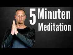 5 Minuten Meditation deutsch - YouTube