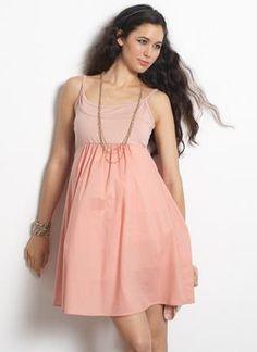 Sweet Pea Cotton Dress