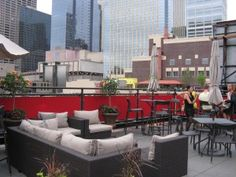 Union Restaurant Rooftop in Minneapolis MN Monday Friday 4 6pm