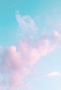 Dreamy sky new room pastel pink aesthetic blue aesthetic. Blue Aesthetic Pastel, Sky Aesthetic, Aesthetic Pastel Wallpaper, Aesthetic Backgrounds, Aesthetic Wallpapers, Blue Aesthetic Tumblr, Pastel Color Wallpaper, Pastel Sky, Pastel Pink