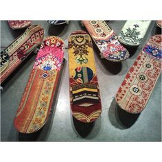 Board designs