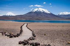 Andes, Chile - by Publio Furbino