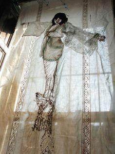 "Joetta Maue, ""she danced ..."" I love this - the light is beautiful too"