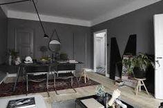 gray interior design - Google Search