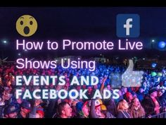 How Promote Music Using Facebook Ads Event Marketing Join us to this video we made for you about how to promote music using facebook ads promote music on instagram promoting music online! Live Event Blueprint is the best way to learn how to promote music it will give you different ways to promote your art promote facebook page promote your facebook business page promote facebook group promote facebook live step by step guide to promote music join musichunger.com to learn more <3 Promote Facebook Page, Music Online, Facebook Business, Event Marketing, Business Pages, Live Events, Step Guide, Promotion, Channel