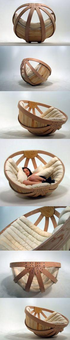 Clarkson Design Cradel Chair