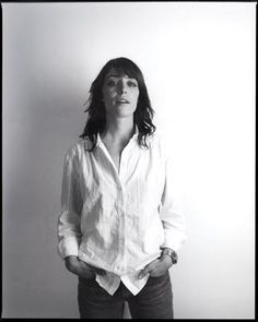 Feist... Patti Smith embodied