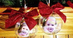 diy personalized christmas ornament, christmas decorations, seasonal holiday decor