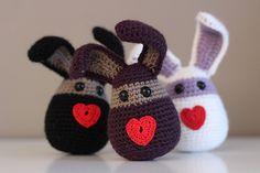 Valentine's Day Rabbits