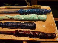 magic wands