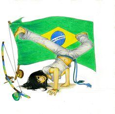 Capoeira by Melo-p