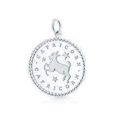 Tiffany Star SIgn Charm!!!! super cute!! My sign is Capricorn.