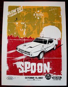 Spoon : Toronto : Hero Design Studio : 2007