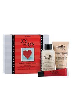 philosophy 'x & o' valentine's day gift set