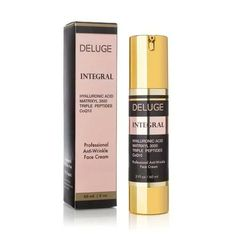 Use our DELUGE Integral face cream to boost collagen production and stimulates cell regeneration, firm skin, plump and reveal a more youthful looking skin. Tamanu Oil, Rosehip Oil, Jojoba Oil, Face Cream For Wrinkles, Raspberry Seed Oil, Pyrus, Primrose Oil