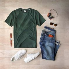 Jungmaven Baja Tee w/jeans