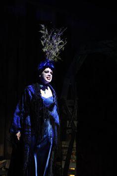 Haydin Haring as Hecate. Macbeth on Woolfe