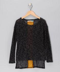 Tween black soot sweatshirt on sale for $11.99 - Christmas gift!