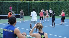 Our  Travel Specialist Sophie loved her outdoor Zumba class at The BodyHoliday in St Lucia.