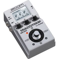 Zoom MS-50G Multistomp Effects FX Pedal