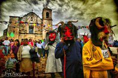 .:Santo Domingo Yanhuitlán, Nochixtlán, Oaxaca,México·Por Fer Arce:.