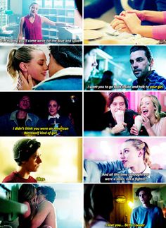 Riverdale - Betty and Jughead - bughead>> They are forbidden from EVER breaking up. I will not allow it