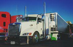 Peterbilt 386, Show Trucks, Usa, Vehicles, Rolling Stock, Vehicle, U.s. States
