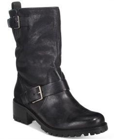 Cole Haan Hemlock Buckle Boots   macys.com