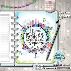 Planner Insert Printable Planner Insert Planner about art about life quotes classroom quotes decals quotes decals kitchen quotes decals office