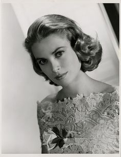 Grace Kelly timeless beauty x Our beautiful Gracie - a true #princess