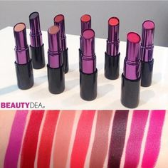 All The New Beauty Products Releasing in July You Need to Know About - Urban Decay Matte Revolution Lipstick (9 shades) Swatches