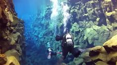 SCUBA DIVING SILFRA, ICELAND (Epic Journey #7)