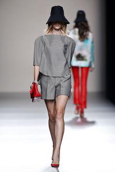 Juanjo Oliva Primavera-Verano 2014  Madrid Fashion Week