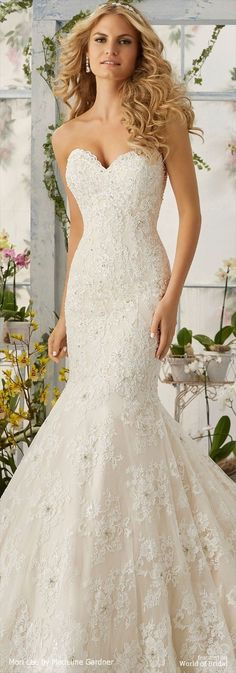 Mori Lee by Madeline Gardner Spring 2016 Wedding Dress many dresses