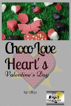 Choco Love Herats  Valentines Day  ChaosKitchen51