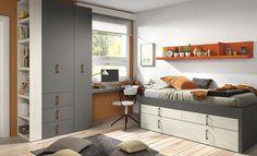 Cama compacta kz32 de Kazzano :: Muebles K6
