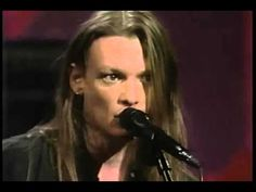 Chris Whitley Poison Girl on the Tonight Show Tonight Show, Music Videos, Concert, Youtube, Concerts, Youtubers, Youtube Movies