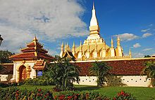 Pha That Luang - Wikipedia, the free encyclopedia