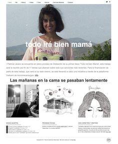 http://www.patricialazaro.es/ La nueva página web...