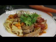 Veau marengo - Recette Italienne : CuisineAZ Proust Madeleine, Beef, Food, Onions, One Pot Meals, Dinner Plates, Meat, Essen, Meals