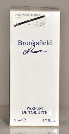 Brooksfield Nuance Eau De Toilette Spray Donna Edt 50ML Raro Vintage 1996 di YourVintagePerfume su Etsy