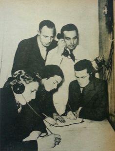 Het bewuste telefoongesprek van de heer Gallivaggi - De Week In Beeld No. 3 - 21 januari 1950