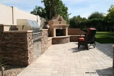 Outdoor Kitchens & BBQ - Photo Gallery